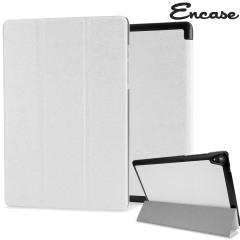 Encase Silk Google Nexus 9 Folio Stand Case - White