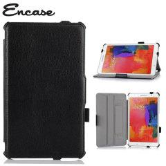 Encase Slim Fit Samsung Galaxy Tab S 8.4 Folio Case - Black