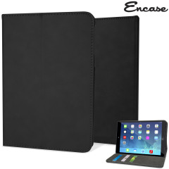 Encase Stand and Type iPad Mini 3 / 2 / 1 Case - Black