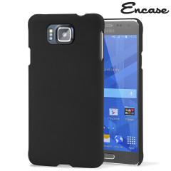Encase ToughGuard Samsung Galaxy Alpha Case - Black