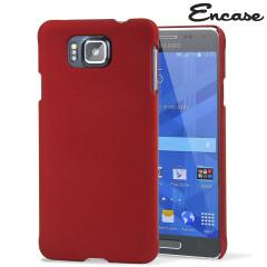 Encase ToughGuard Samsung Galaxy Alpha Case - Red