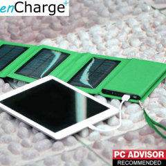 enCharge Folding Solar Storage Power for Smartphones and Tablets