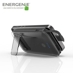Energenie ChargeGenie 2800mAh Lightning USB Gel Pad Portable Charger