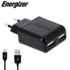 Energizer Dual USB EU Wall Charger
