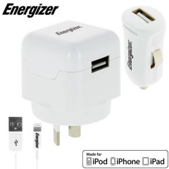 Energizer High Power 2.1A Lightning Device Australian Charger Pack