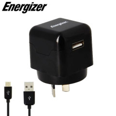 Energizer High Power 2.1A Micro USB Australian USB Wall Charger