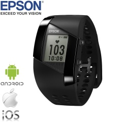 Epson Pulsense Activity Monitor Watch