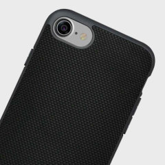 Evutec AERGO Ballistic Nylon iPhone 7 Tough Case - Black