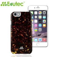 Evutec Apple iPhone 6S / 6 Kaleidoscope Pattern SC Series Case - Brown