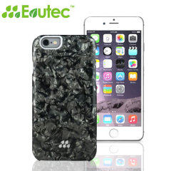 Evutec Apple iPhone 6S / 6 Kaleidoscope Pattern SC Series Case - Grey