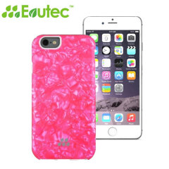 Evutec Apple iPhone 6S / 6 Kaleidoscope Pattern SC Series Case - Pink