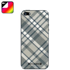 Fabricovers 100% Cotton Skins for iPhone 5S / 5 - Meadow C19