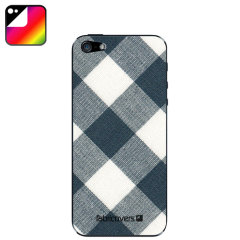 Fabricovers 100% Cotton Skins for iPhone 5S / 5 - Nisha G20