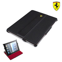 Ferrari Challenge Leather Case for iPad 2