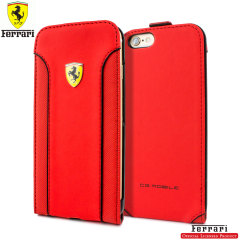Ferrari Fiorano iPhone 6S / 6 Flip Case - Red