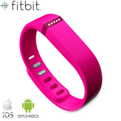 Fitbit Flex Wireless Fitness Tracking Wristband - Pink