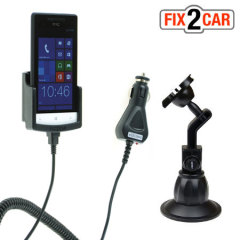 Fix2Car Active Holder with Suction Mount for HTC 8S