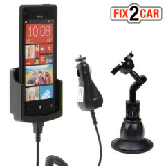Fix2Car Active Holder with Suction Mount for HTC 8X