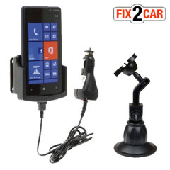 Fix2Car Active Holder with Suction Mount for Nokia Lumia 820