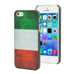 Flag Design iPhone 5S / 5 Case - Italy