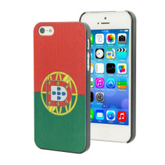 Flag Design iPhone 5S / 5 Case - Portugal