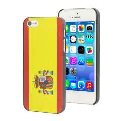 Flag Design iPhone 5S / 5 Case - Spain