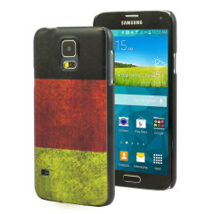 Flag Design Samsung Galaxy S5 Case - Germany