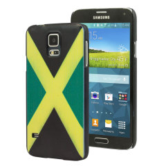Flag Design Samsung Galaxy S5 Case - Jamaica