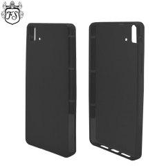 FlexiShield BQ Aquaris E5 Case - Black