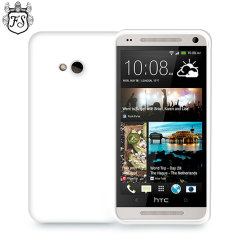 FlexiShield Case for HTC One M7 - White