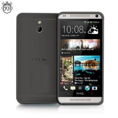 FlexiShield Case for HTC One Mini - Smoke Black