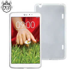 Flexishield Case for LG G Pad 8.3 - Frosted White