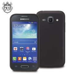 FlexiShield Case for Samsung Galaxy Ace 3 - Black