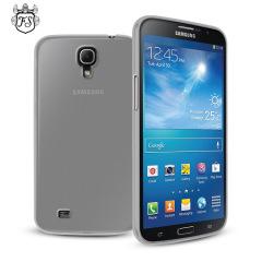 FlexiShield Case for Samsung Galaxy Mega 6.3 - Smoke White