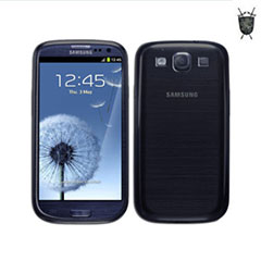 FlexiShield Case For Samsung Galaxy S3 - Smoke