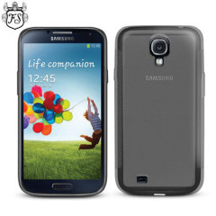 FlexiShield Case for Samsung Galaxy S4 - Grey
