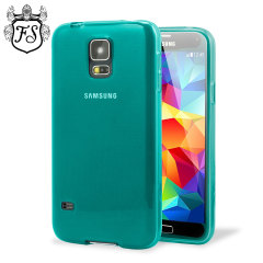Flexishield Case for Samsung Galaxy S5 - Green