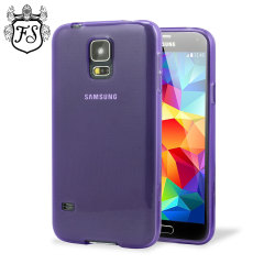 FlexiShield Case for Samsung Galaxy S5 - Purple