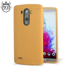 FlexiShield Dot LG G3 Case - Gold
