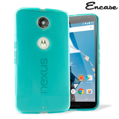 FlexiShield Google Nexus 6 Case - Blue