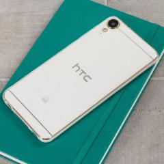 Flexishield HTC Desire 10 Lifestyle Gel Case - 100% Clear