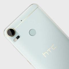 Flexishield HTC Desire 10 Pro Gel Case - 100% Clear