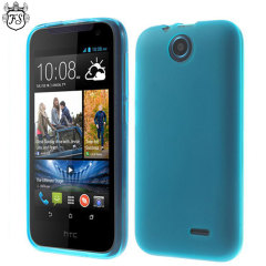 FlexiShield HTC Desire 310 Case - Blue