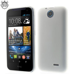 FlexiShield HTC Desire 310 Case - Frost White