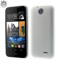 FlexiShield HTC Desire 310 Case - Frost White