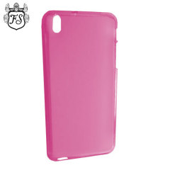 FlexiShield HTC Desire 816 Case - Pink