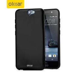 FlexiShield HTC One A9 Gel Case - Solid Black