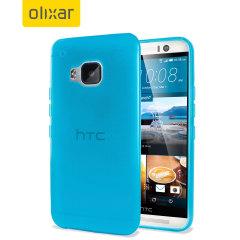 FlexiShield HTC One M9 Case - Blue