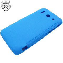 Flexishield Huawei Ascend G510 Case - Blue