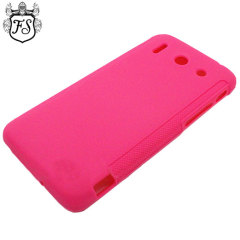 Flexishield Huawei Ascend G510 Case - Pink